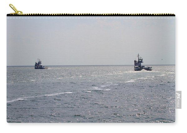Two Ferries To Ocracoke 2 Carry-all Pouch