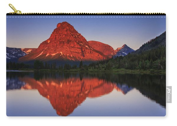 Two Medicine Sunrise Carry-all Pouch
