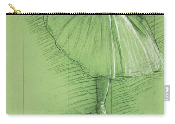 Two Studies For Dancers Carry-all Pouch