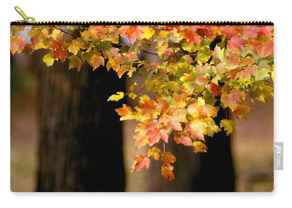 Two Trees Carry-all Pouch