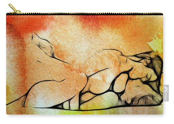 Two Women 2 Carry-all Pouch