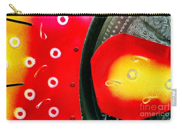 Tybee Island Art Carry-all Pouch