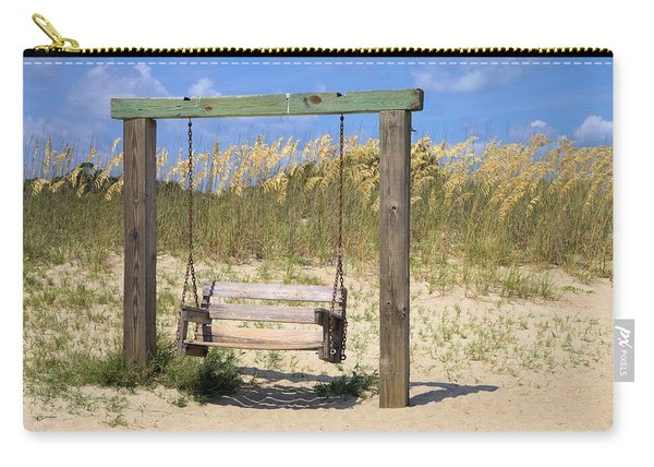 Tybee Island Swing Carry-all Pouch