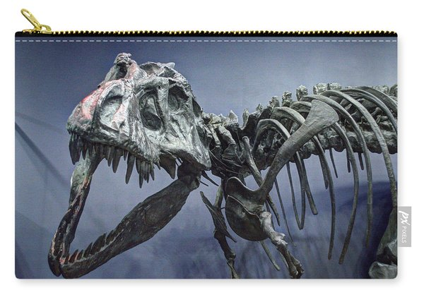 Tyrannosaurus Jane Carry-all Pouch