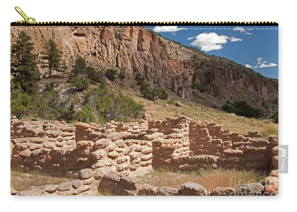 Tyuonyi Bandelier National Monument Carry-all Pouch