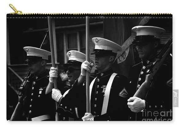 U. S. Marines - Monochrome Carry-all Pouch