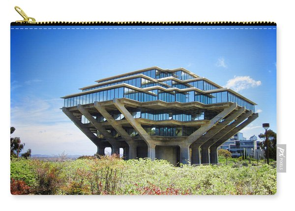 Ucsd Geisel Library Carry-all Pouch
