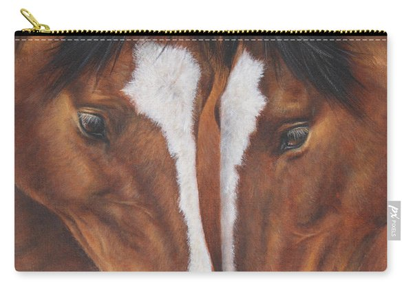 Unbridled Affection Carry-all Pouch