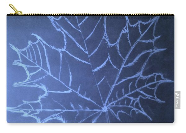 Uncertaintys Leaf Carry-all Pouch