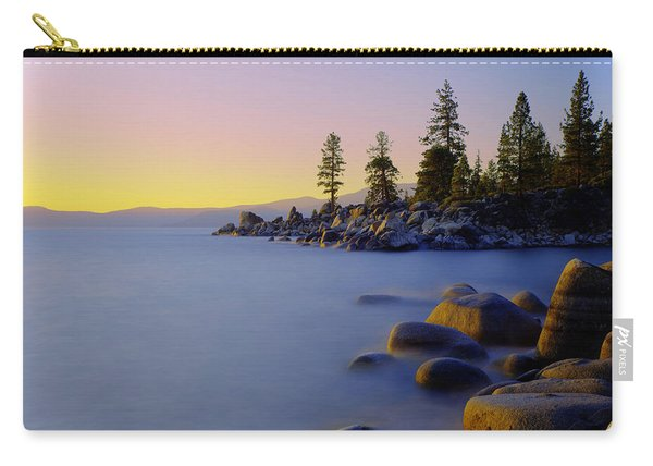 Under Clear Skies Carry-all Pouch