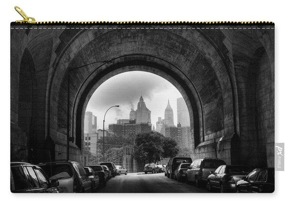 New York City - Manhattan Bridge - Under Carry-all Pouch