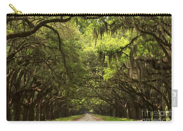 Under The Ancient Oaks Carry-all Pouch