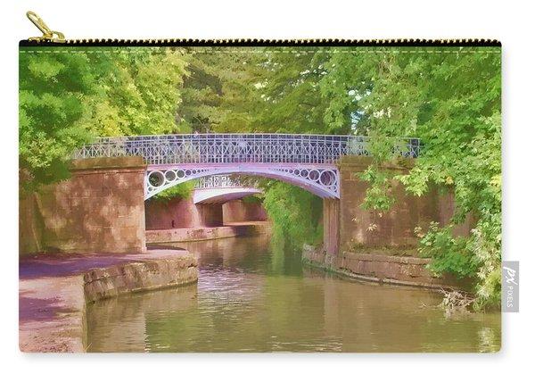 Under The Bridges Carry-all Pouch