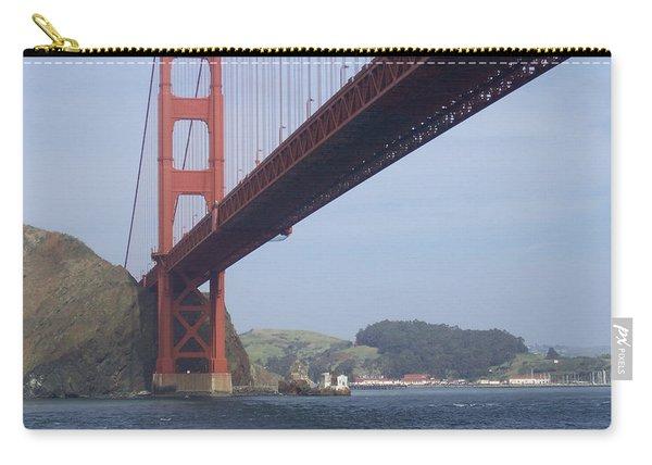 The Golden Gate Bridge San Francisco California Scenic Photography - Ai P. Nilson Carry-all Pouch