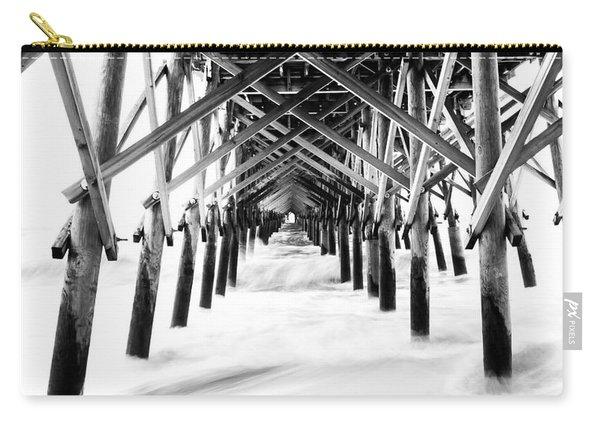 Under The Pier Folly Beach Carry-all Pouch