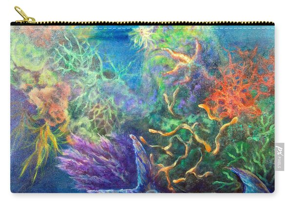 Jesus Reef  Carry-all Pouch