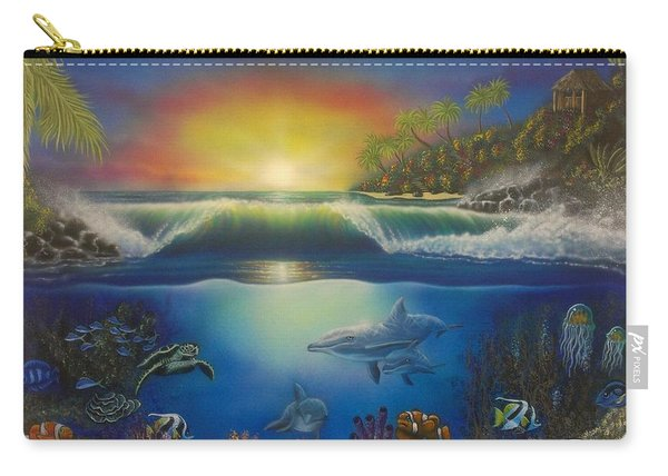 Underwater Paradise Carry-all Pouch