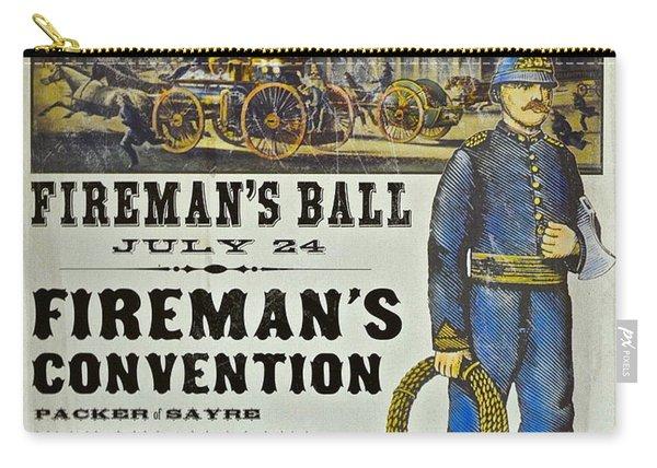 Union Fire Centennial Carry-all Pouch