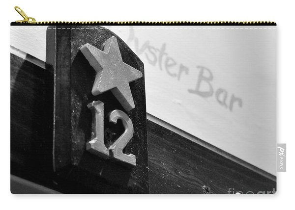Union Oyster House Booth Boston Ma Carry-all Pouch