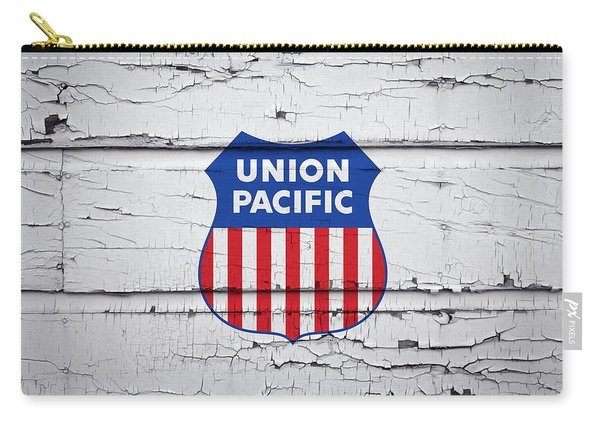 Union Pacific R R Boxcar Logo Carry-all Pouch
