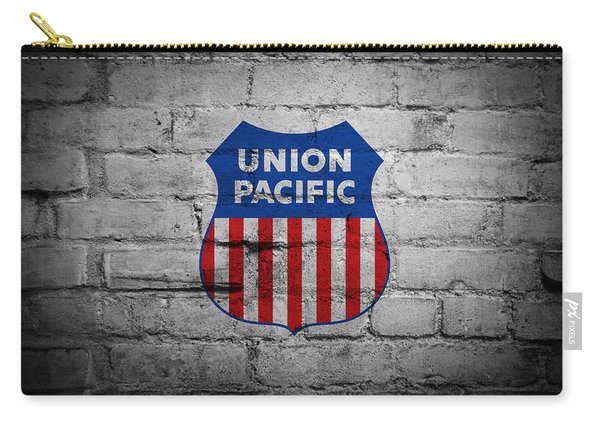 Union Pacific R R Carry-all Pouch