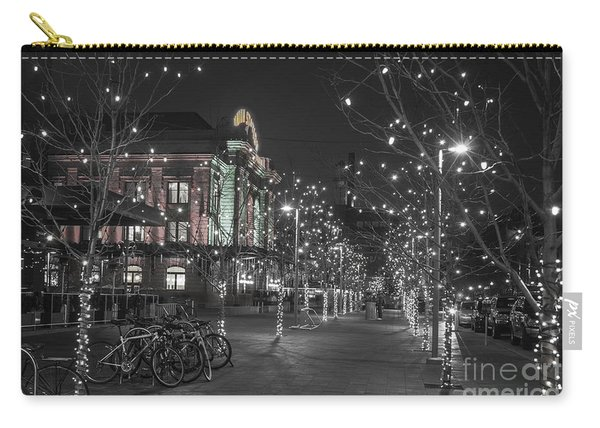 Union Station In The Winter Carry-all Pouch