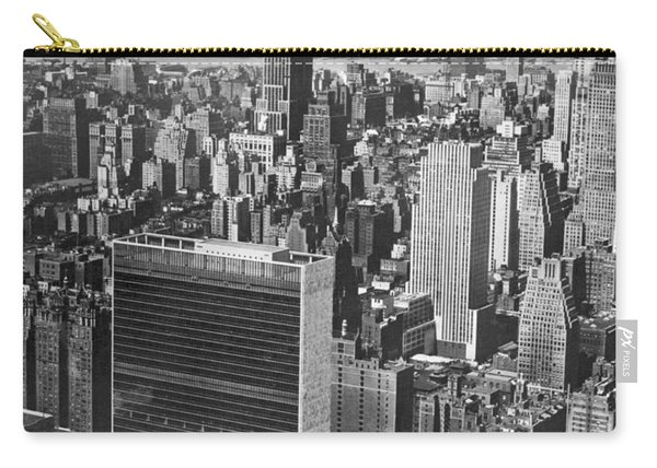 United Nations Building Carry-all Pouch