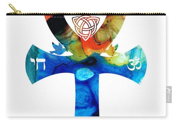Unity 16 - Spiritual Artwork Carry-all Pouch