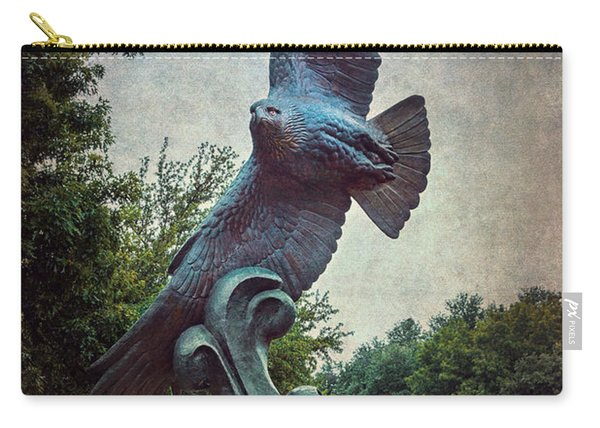 Unt Eagle In High Places Carry-all Pouch