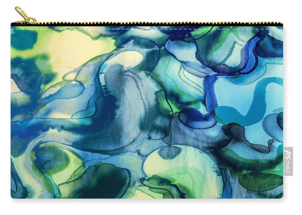 Fake Ophelia Carry-all Pouch