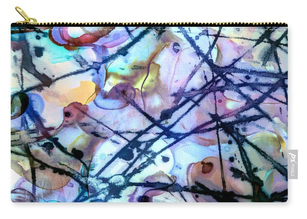 Briar Rose  Carry-all Pouch