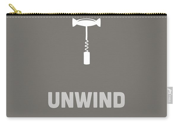 Unwind Carry-all Pouch