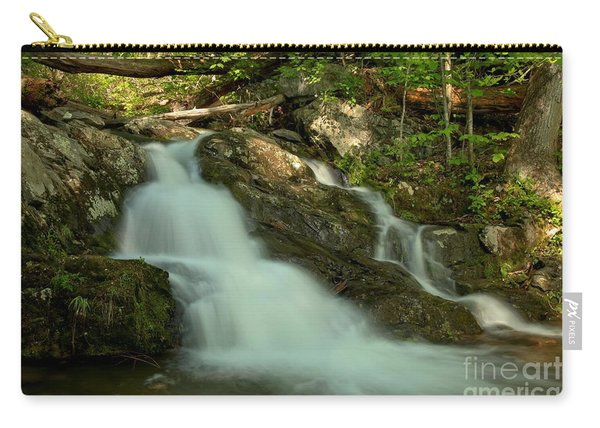 Upper Doyles River Falls Carry-all Pouch
