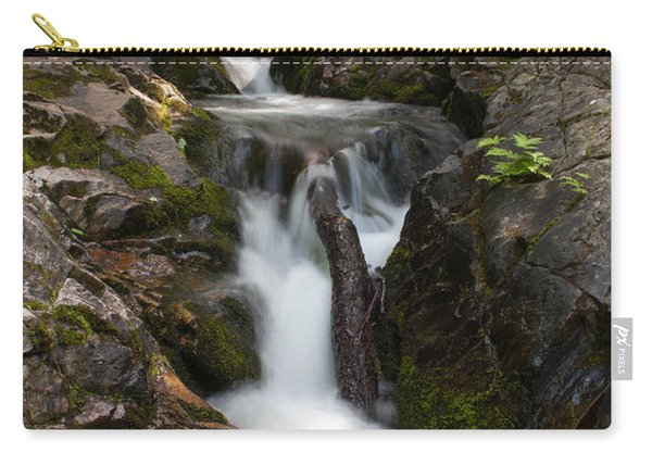 Upper Pup Creek Falls Carry-all Pouch