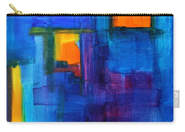 Urban Architecture Abstract Carry-all Pouch