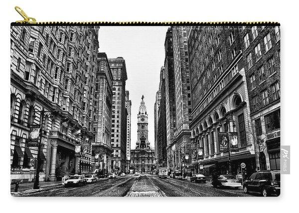 Urban Canyon - Philadelphia City Hall Carry-all Pouch