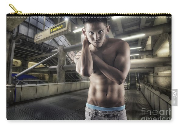 Urban Hunk 1.0 Carry-all Pouch