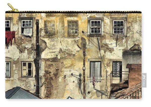 Urban Lisbon Carry-all Pouch