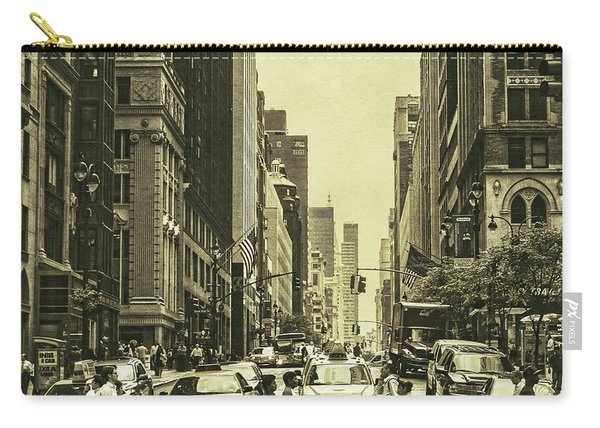 Urbanites Carry-all Pouch