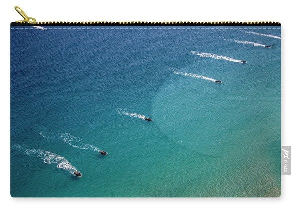 U.s. Marine Amphibious Assault Vehicles Carry-all Pouch