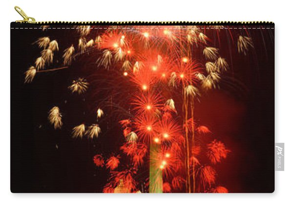 Usa, Washington Dc, Fireworks Carry-all Pouch