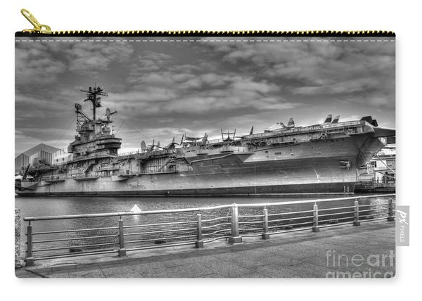 Uss Intrepid Carry-all Pouch
