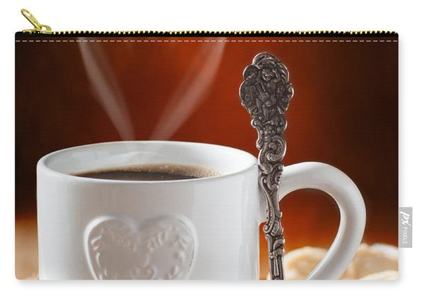 Valentine's Day Coffee Carry-all Pouch