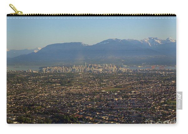 Vancouver At A Glance Carry-all Pouch