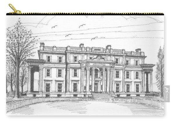 Vanderbilt Mansion Carry-all Pouch