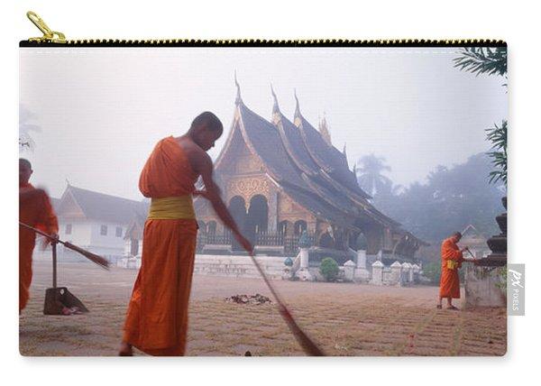Vat Xieng Thong, Luang Prabang, Laos Carry-all Pouch