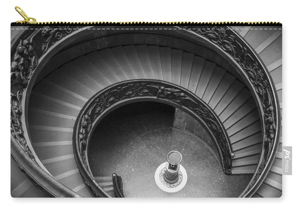 Vatican Stairs Carry-all Pouch