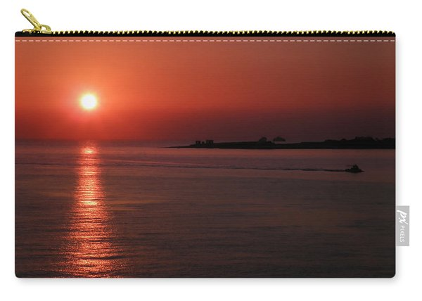 Vela In Grecia Carry-all Pouch