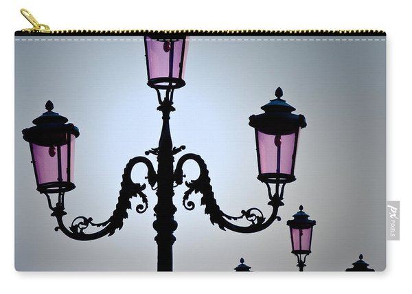 Venetian Lamps Carry-all Pouch