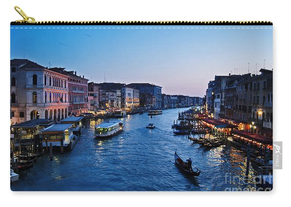 Venezia - Il Gran Canale Carry-all Pouch